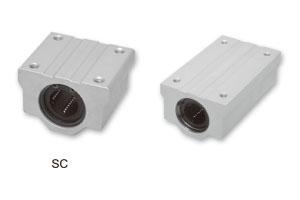 SC/SC□L 系列 連座/加長型連座 直線軸承