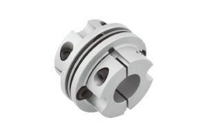 SGH-C 系列 鋼片型/夾緊式/短型撓性聯軸器