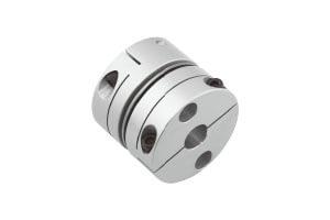 SGS-C 系列 鋼片型/夾緊式/短型撓性聯軸器